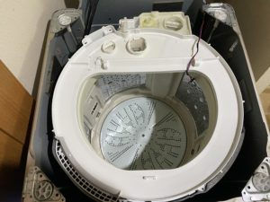 洗濯機クリーニング